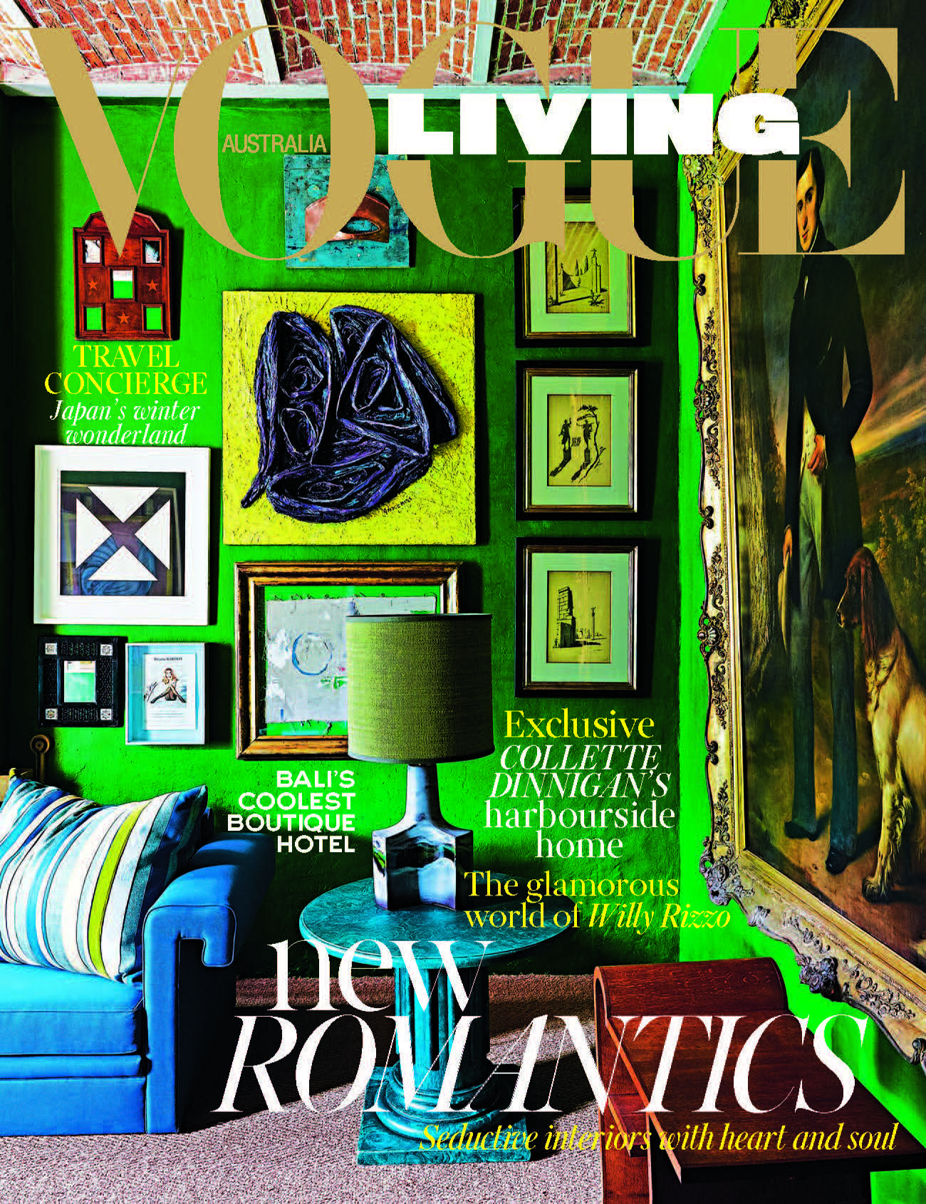 Vogue Living – Fred Sydney